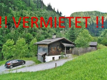 VERMIETET Haus im Tal der Almen