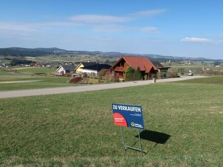 Baugrund in der Ferienregion Böhmerwald