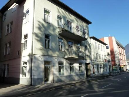 116 m²-Geschäft im Zentrum