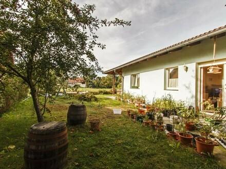Ruhig gelegener Bungalow Nähe Schwanenstadt