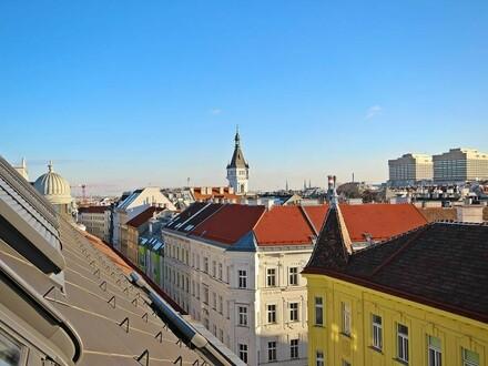 HOCH HINAUS - Dachmaisonette Fertigstellung individuell nach Kundenwunsch