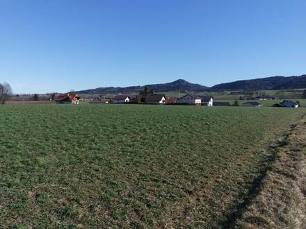 Tolles Grundstück in Gschwandt