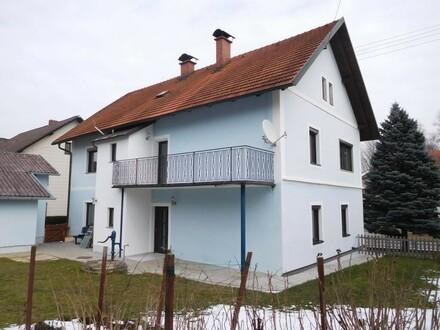 Zweifamilienhaus im Ortszentrum