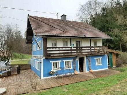 Geschichtsträchtiges kleines Haus in der Schwand