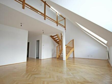 ROOFTOP MARIAHILF - Dachgeschosswohnung mit 52 m² Terrassen