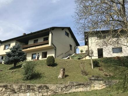 Familien-Wohnhaus mit herrlichem Donaublick
