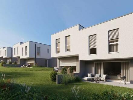 Traumhafte NEUBAU-Doppelhaushälfte in Grünlage *schlüsselfertig*