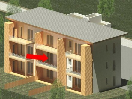 Eigentumswohnung in Ortsrandlage, Top 5, 1. OG