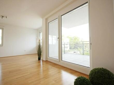 Ruhiges Loggia-Apartment