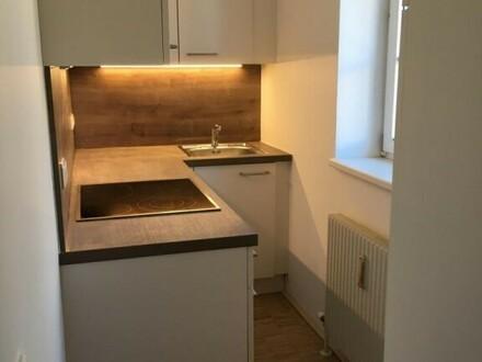 Moderne 2-Zimmerwohnung inkl. Einbauküche