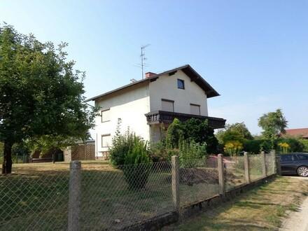 Einfamilienhaus am Stadtrand von Ried i.I.