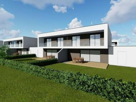 Moderne Doppelhausanlage in Lambach