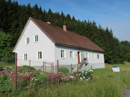 Kleines Wohnhaus