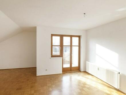 Gemütliche Dachgeschoss-Wohnung