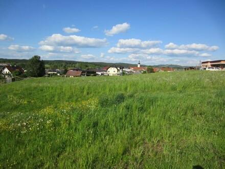 Leben auf dem Land genießen - Grundstück 13