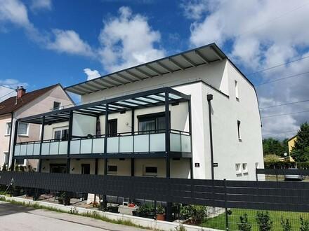 Neues Penthouse mit einzigartiger Terrasse !