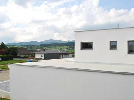 Moderne Neubau-Doppelhaushälfte