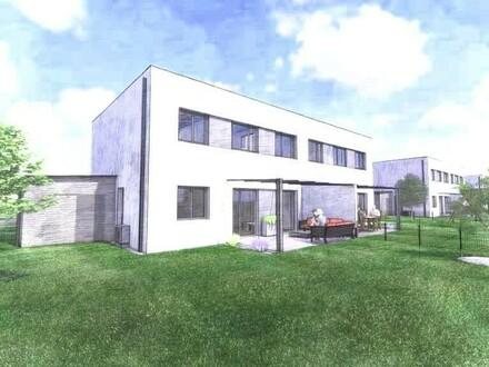 Moderne Ziegelmassivhäuser in ruhiger Lage (Haus 2/2)