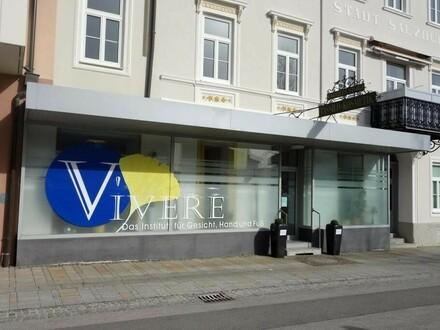 Zentral gelegenes Geschäftslokal im Zentrum von Bad Hall