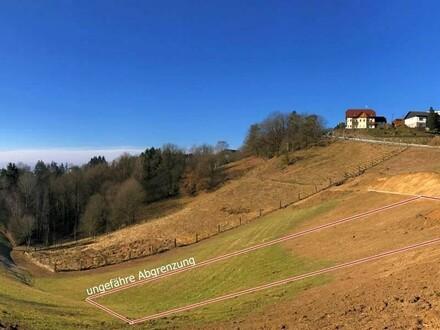 Baugründe Panoramablick