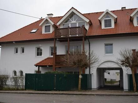 Wohnpark in einem umgebauten Bauernhaus