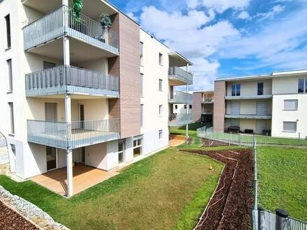 NEU - Erstbezug-Familienwohnung mit Garten & Poolmöglichkeit in ruhiger Lage *provisionsfrei*