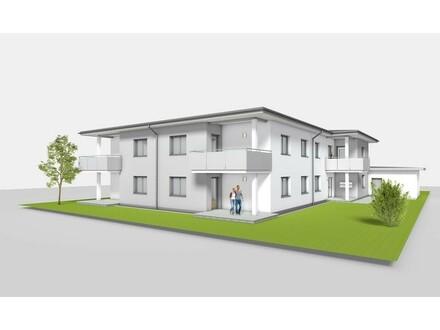 Erstbezug einer Neubauwohnung nähe Gmunden