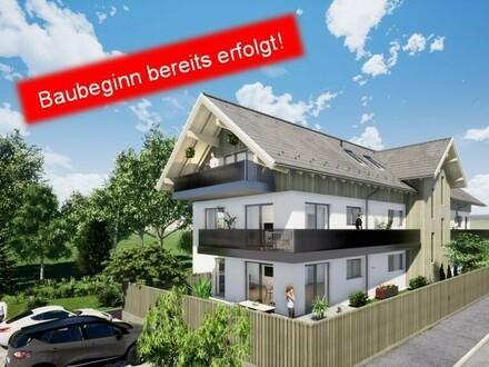 Haselbach 1.0 - moderne, lichtdurchflutete, barrierefreie Eigentumswohnung im OG - TOP 4