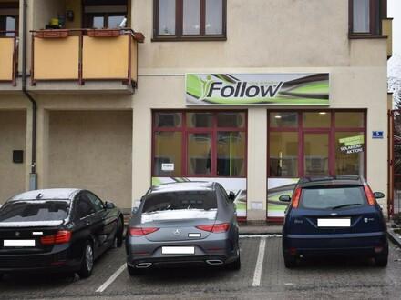 Büro im Leondinger Stadtzentrum