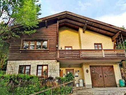 Idyllisches Einfamilienhaus in ruhiger Aussichtslage inkl. Garage