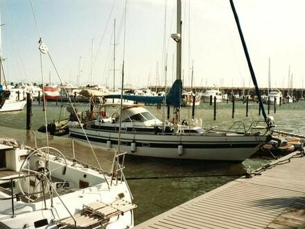 Hafen-Anlegeplatz