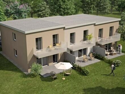 ERSTBEZUG: Echtes Raumwunder: NEUBAU - Reihenhaus mit 5 Zimmer und Wohnbauförderung