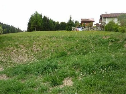 Baugrund in ruhiger Siedlungslage