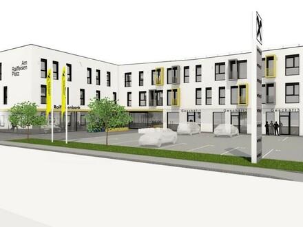 """Am Raiffeisen Platz"" - Büro/Praxis TOP1-4"