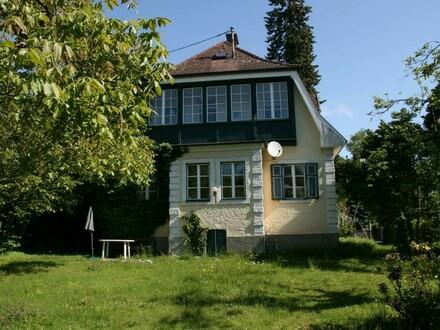 Alte Villa auf Traumgrundstück