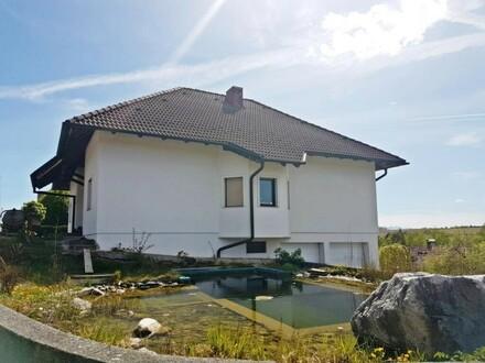 Wohnhaus mit einzigartigem Gebirgsblick