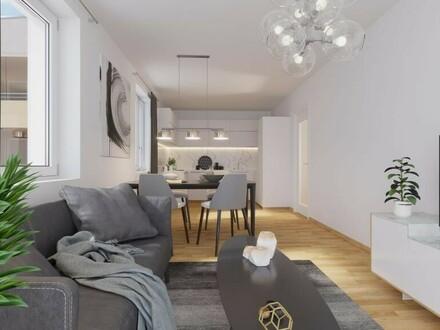 NEUBAU: Geförderte Eigentumswohnung in attraktiver Lage inkl. Loggia *provisionsfrei*