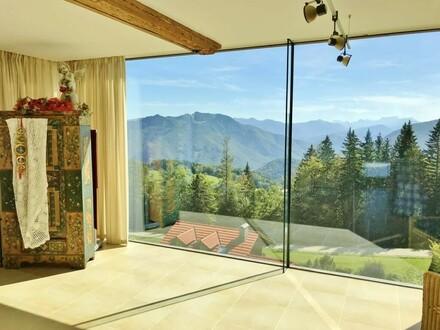 Familiendomizil in herrlicher Aussichtslage auf der Dirn, Losenstein