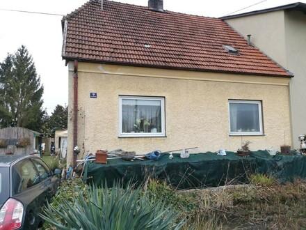 Doppelhaushälfte mit großem Garten