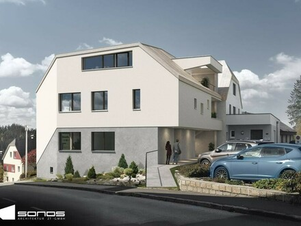 5 Neubau-Eigentumswohnungen