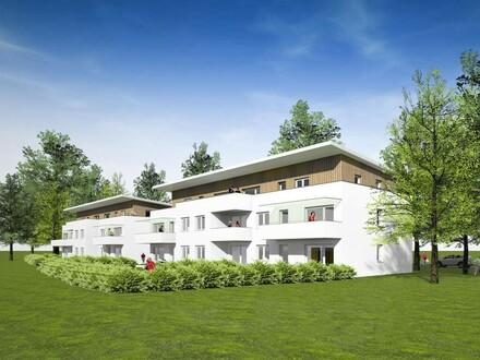 Wohnen am Jakobsweg! 16 Eigentumswohnungen in schöner Wohnlage