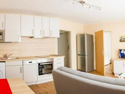 Ambiente-Apartment mit schöner Möblierung