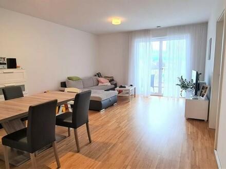 Moderne Wohnung mit Küche, Loggia und TG-Platz