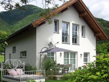 Neues Einfamilienhaus mit Sonnenterrasse