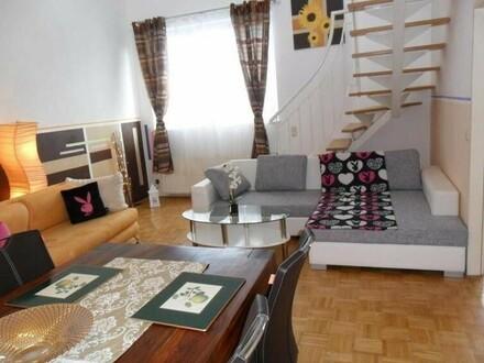 Tolle 2-Etagen Wohnung mit Dachterrasse