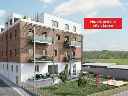 ETW TOP 1 - Neubau - in historischen Gemäuern