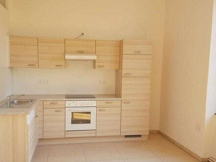 Helle Altbauwohnung mit schöner Küche