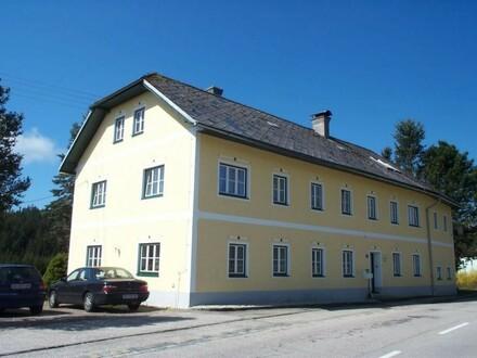 Großes Wohnhaus mit 3 getrennten Wohnungen