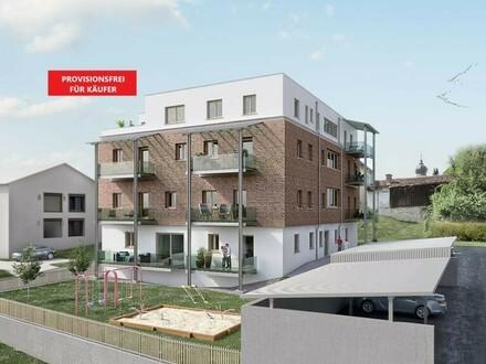 ETW TOP 7 - Neubau - in historischen Gemäuern