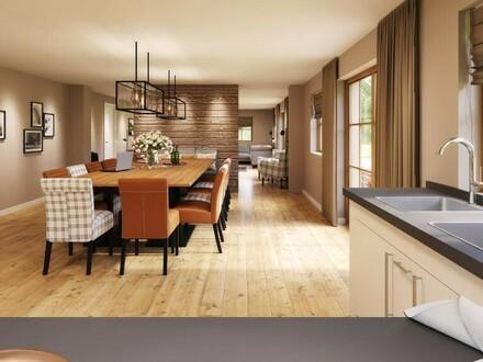 Renditeobjekt: Luxus Ferienchalets am Hallstättersee - Chalet Fuschlsee